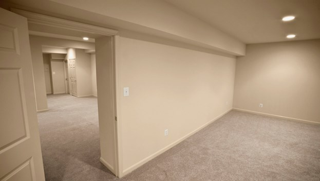 Turn Your Unfinished Basement Into Your Dream Room