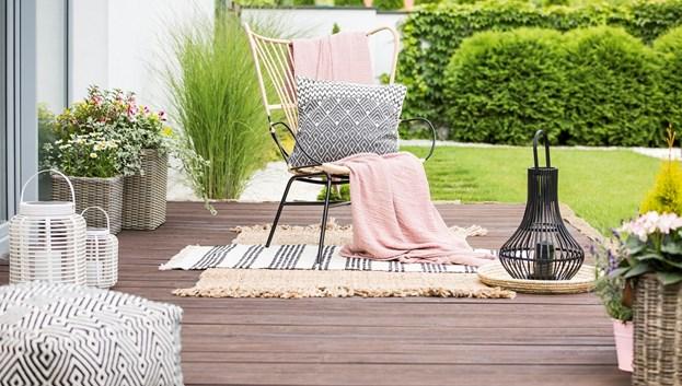 Outdoor Patio Furniture Trends 2020