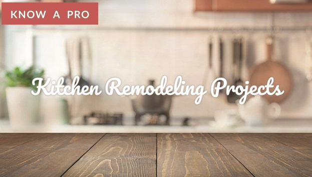 Video: Kitchen Remodeling Projects