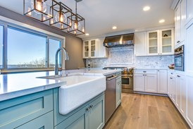 2019 Cabinet Countertop Trends Kitchen