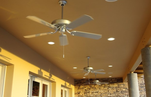 Ceiling fans how to pick the right ceiling fan improvenet choosing a ceiling fan sizes features and installation mozeypictures Images