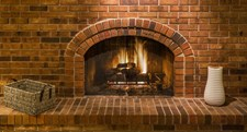 How To Clean A Brick Fireplace