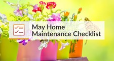 May Home Maintenance Checklist