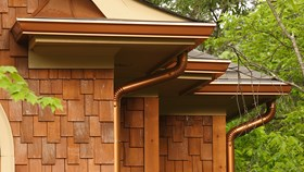 Types of Roof Gutters