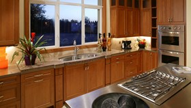 Improving Your Kitchen Cabinets with Paint