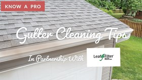 Video: Gutter Cleaning Tips