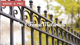 Video: Top 5 Fence Materials