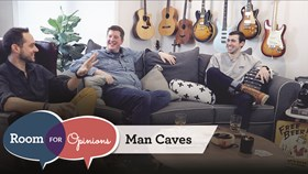 Video: Man Cave Ideas