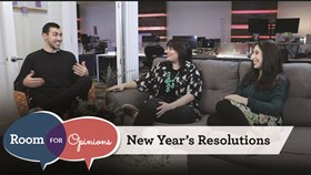 Video: New Year's Resolutions