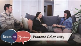 Video: 2019 Pantone Color Of The Year