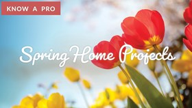 Video: Spring Home Projects