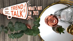 Video: Trend Talk - What's Hot In 2019