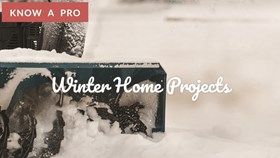 Video: Winter Home Projects