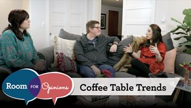 Video: Coffee Table Ideas