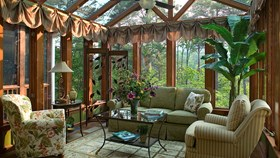 DIY Tips For How To Build A Sunroom