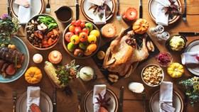 How To Prepare For A Potluck Thanksgiving