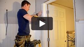 Video: How To Trim A Door