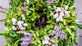 Year-Round Wreath Ideas For Your Home