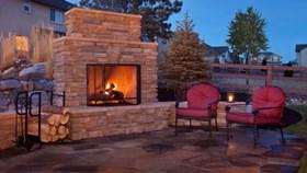 Backyard Fireplace Ideas To Warm Up