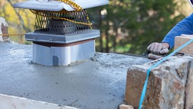 How To Fix A Chimney Crown