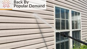 DIY Tips For How To Power Wash Siding
