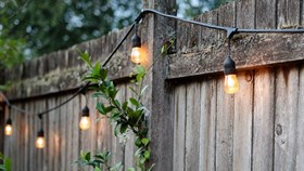 Backyard Fence Inspiration