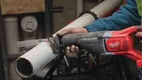 Tool Review: Milwaukee M18 Reciprocating Sawzall 2621-20