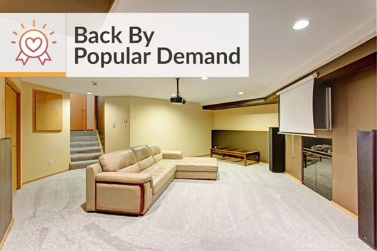 Basement Flooring Options Over Concrete Best Flooring