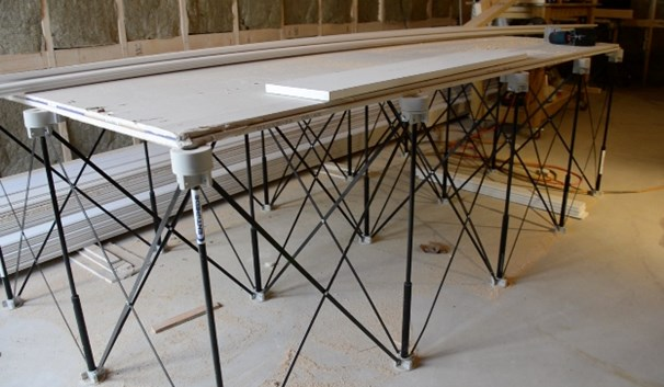 Tool Review Centipede Work Table