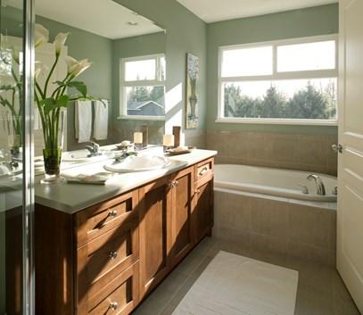 5 hot interior paint colors for your bathroom   décor