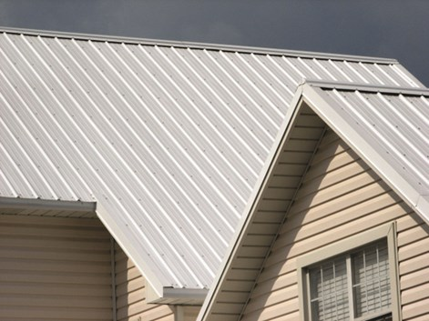Create An Energy Efficient Home With A Cool Metal Roof