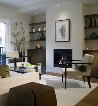 5 easy ways to lower your gas bill during winter - Zen decor living room ...