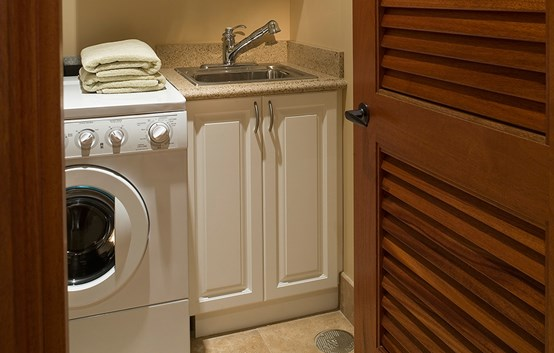 How To Install A Basement Laundry Sink