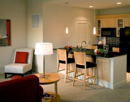 Small kitchen design kitchen design ideas minimalism - Space saving appliances small kitchens minimalist ...