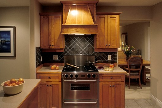 4 Secrets To A Shiny Clean Stove Kitchen Cleaning Tips