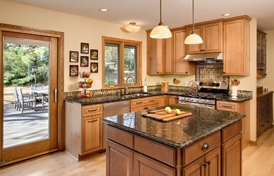 kitchen islands ideas the pros amp cons of kitchen islands kitchen counter 2068