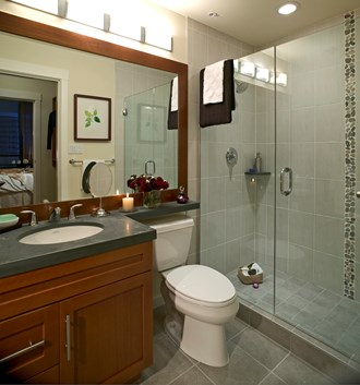 Designing A Tiny Bathroom With A Shower