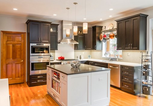 2016 kitchen countertop trends design remodel for Updated kitchen remodels