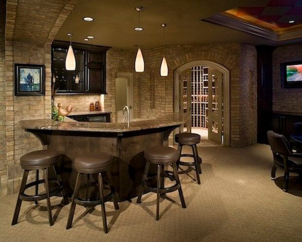 Man Cave Bar Cost : Man cave essentials how to create the ultimate