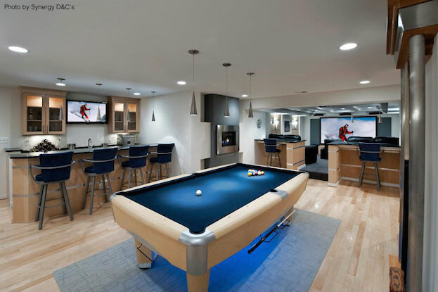 Best Basement Design finish basement design doubtful 25 best ideas on pinterest 20 Best Basement Design