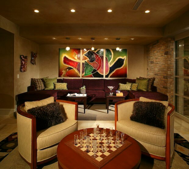 7 Awesome Basement Remodels (Pictures