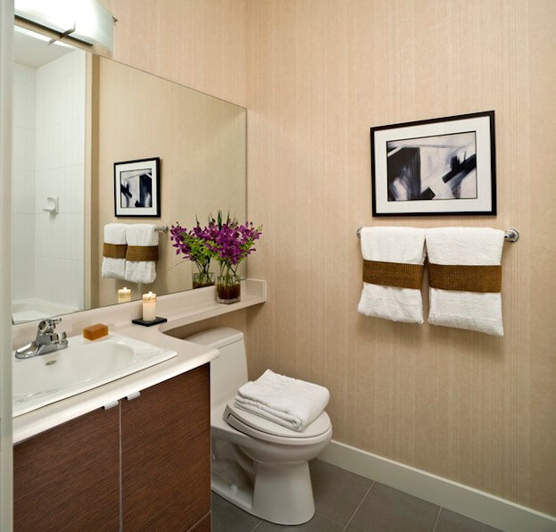 Small Bathroom Color Schemes 6 bathroom ideas for small bathrooms | small bathroom designs