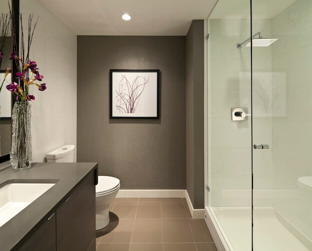 best lighting for a bathroom. Like Color, Light Can Also Make Your Small Bathroom Look Visually Spacious. Forget Chandeliers, Drum Pendants Or Any Large Lighting Fixtures That Take Up Best For A