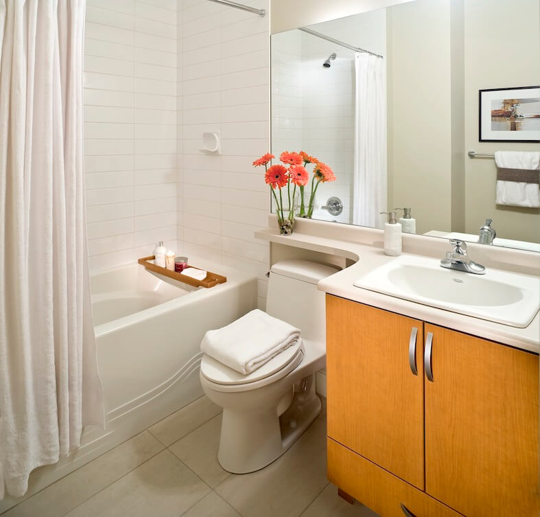 Images Of Small Bathroom Designs In India: 2019 Bathroom Remodel Cost