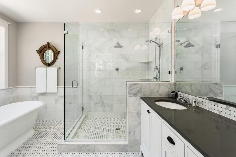 6 Bathroom Shower Tile Ideas | Tile Shower | Bathroom Tile