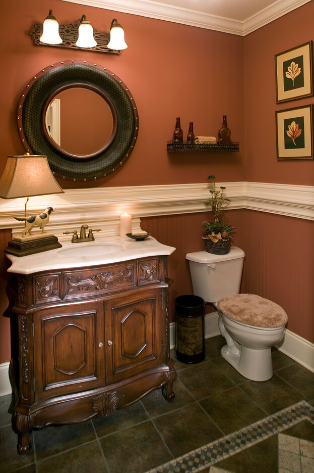 Powder Room D Cor To Impress Your Guests Home D Cor