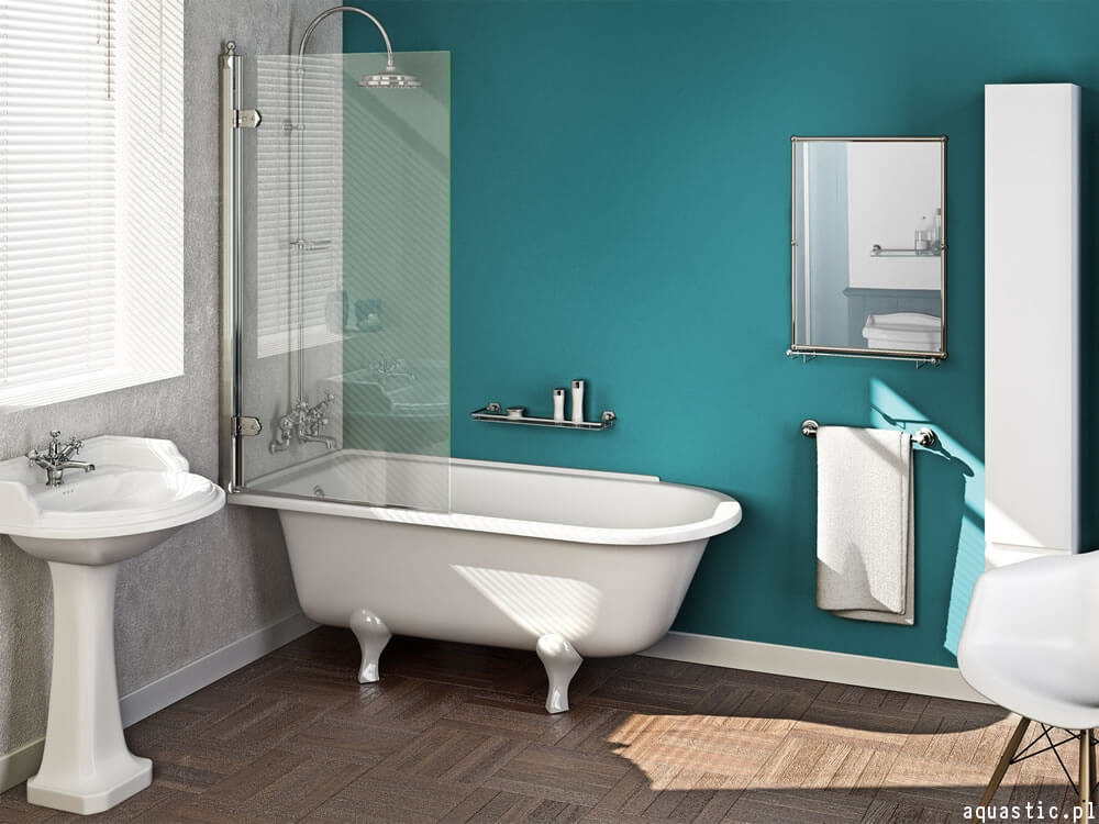 Freestanding Tub And Shower Combo. Bathtub Shower Combo Finding The Right Style For Your Bathroom