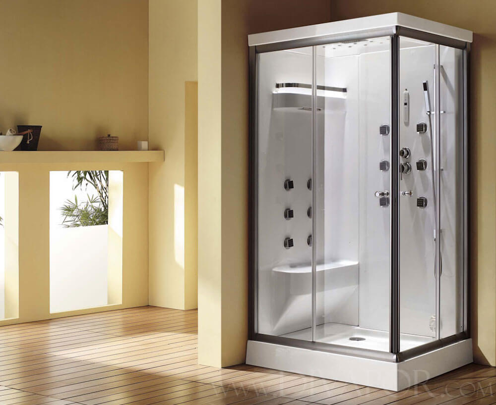 2019 steam shower cost steam shower installation cost - How much does it cost to install a bathroom ...