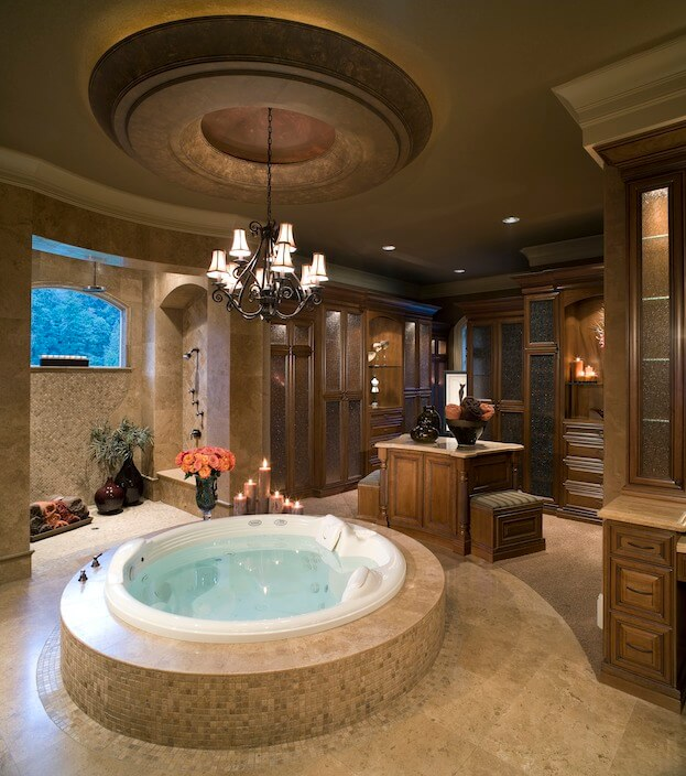 Great Large Bathroom Design 1