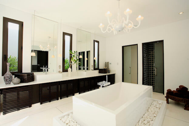 Large Bathroom Designs Mesmerizing 8 Large Bathroom Designs To Copy  Bathroom Design Design Decoration